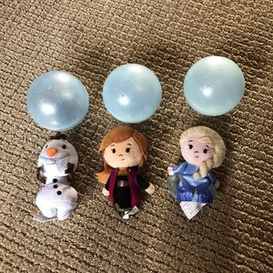 Set of Frozen 2 Plush